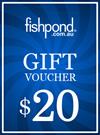 Fishpond Gift Voucher $20