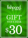 Fishpond Gift Voucher $30